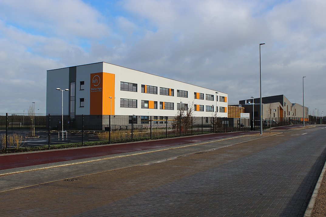 Walton High School, Milton Keynes