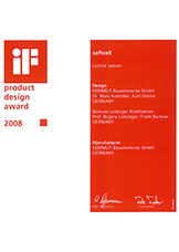 iF Design Award Soft CELL Cubicle System